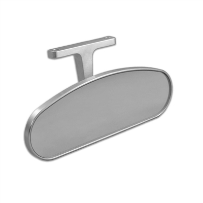 Smooth Contour Top Mount Mirror