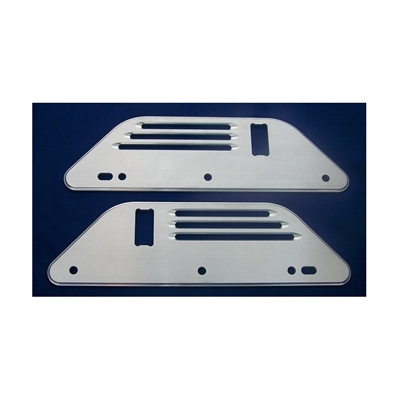 Mini Marque Backing Plate Single Switch