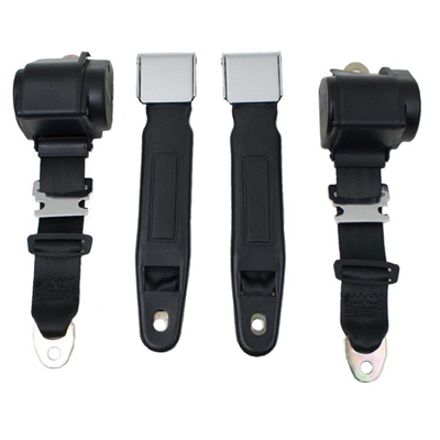 1963-67 Corvette 3pt Seatbelts