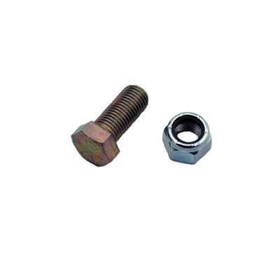 Grade 8 Bolt with Locking Nut