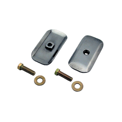 Juliano's Anchor Plate Kit for Lap Belt