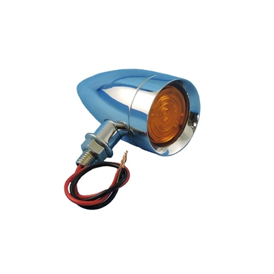 LED Dual Function Mini Bullet Light Amber