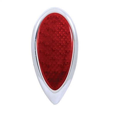 1938-39 Ford LED Tail Light Flush Mount