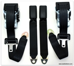 1993-2002 Camaro Front 3 Point Seat Belts