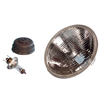 "7"" Hella Vision Halogen Headlamp"