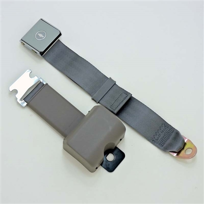 Bow Tie Lift Latch Retractable Lap Belt