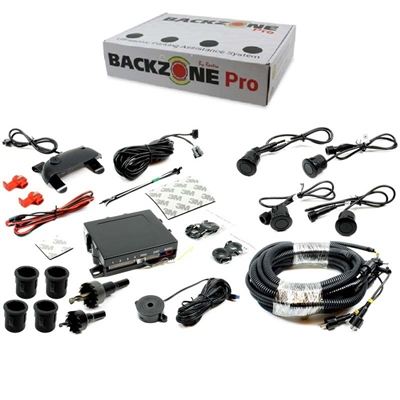 BackZone Pro Ultrasonic Parking Assistance System