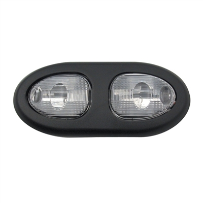 Deluxe Dual Dome Light