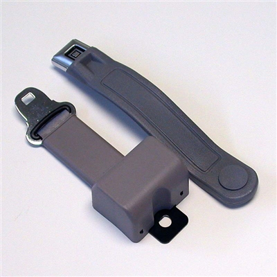 GM Metal Push Button Retractable Lap Belt