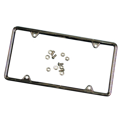 Hot Rod License Plate Frame