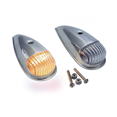 Park/Turn Guide Lights - '35-'36 Ford Car