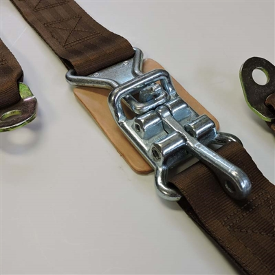 Latch & Link Lap Belt