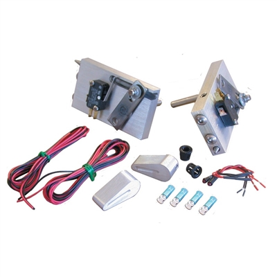 Suicide Door Safety Latch Kit