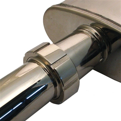 Pro-Clamp Stainless Steel Exhaust Coupling