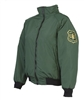 men's 3 season jacket Nylon taslan shell Polartec