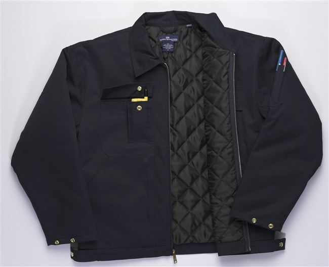 431 IKE Quilt Lined Jacket | Industrial Wash