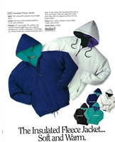 920 - Insulated Fleece Hoody