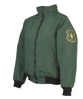 Ladies 3 Season Nylon jacket with polartec