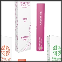 TreeTop Hemp Co. Delta-8 Disposable Pen