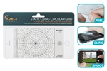 360 degree Circular Grid Smartphone Viewfinder
