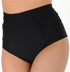 G217 - High Waisted Bootie Short