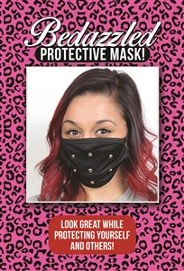 M205 - Studded Mask (Packaged)