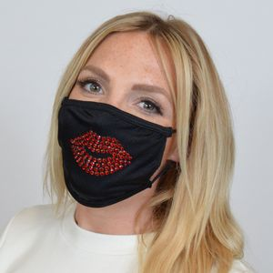 M220 - Lip Sequin Mask