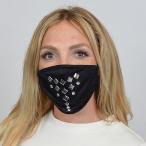 M227 - Diamond Studded Mask