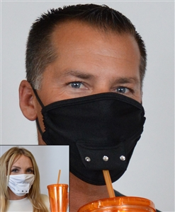 M231 - Straw Capable Mask