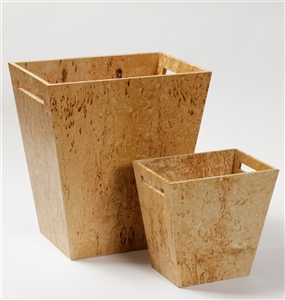 Stylish Bins in wood