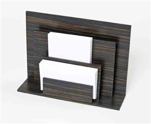 Letter Holders - Place your papers in an orderly and accessible way with this stylish luxury letter holder.