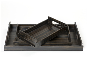 Luxury Wood Trays
