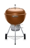 "Weber Original Kettle Premium 22"" Charcoal Grill - Copper"