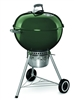 "Weber Original Kettle Premium 22"" Charcoal Grill - Green"