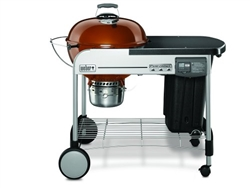 "Weber Performer Deluxe 22"" LP Barbecue Copper"