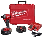 "M18 FUEL 1/4"" Hex Impact Driver XC Kit"