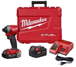 "M18 FUEL 1/4"" Hex Impact Driver CP Kit"