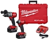M18 FUEL 2-Tool Combo Kit: Hammer Drill/Impact