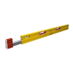Stabila 35479 XTL Exact Length Extendible Plate Level 48″ – 79″