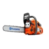 Husqvarna 18-in 50.2cc 2 Stroke Gas Powered Chain Saw
