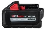 M18 REDLITHIUM HIGH OUTPUT XC6.0 Battery Pack