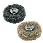 Dremel Coarse and Medium Finishing Abrasive Buffs