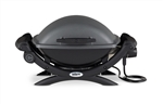 Weber Q 1400 Portable Electric Barbecue - Black