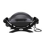 Weber Q 2400 Portable Electric Barbecue - Black