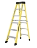 Exta-Heavy Duty Fiberglass Step Ladder