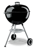 "Weber Original 22"" Kettle Charcoal Barbecue Black"
