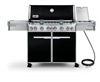 Weber Summit E-670 NG Barbecue - Black