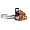 Husqvarna 50-cc 18-in High Torque Chainsaw