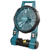 Makita 18V LXT Lithium‑Ion Cordless Job Site Fan - Tool Only