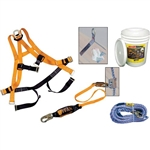 Titan Ready Roofer Fall Protection System